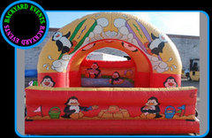 14'X14' PENGUIN BOUNCE  $219.00 DISCOUNTED PRICE